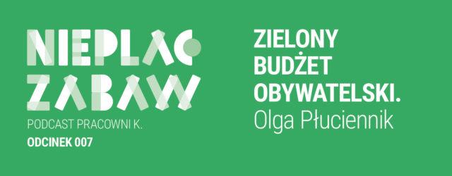 zielony budżet obywatelski