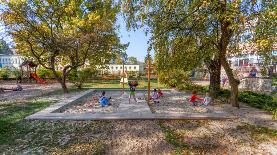 Ogrody przedszkolne