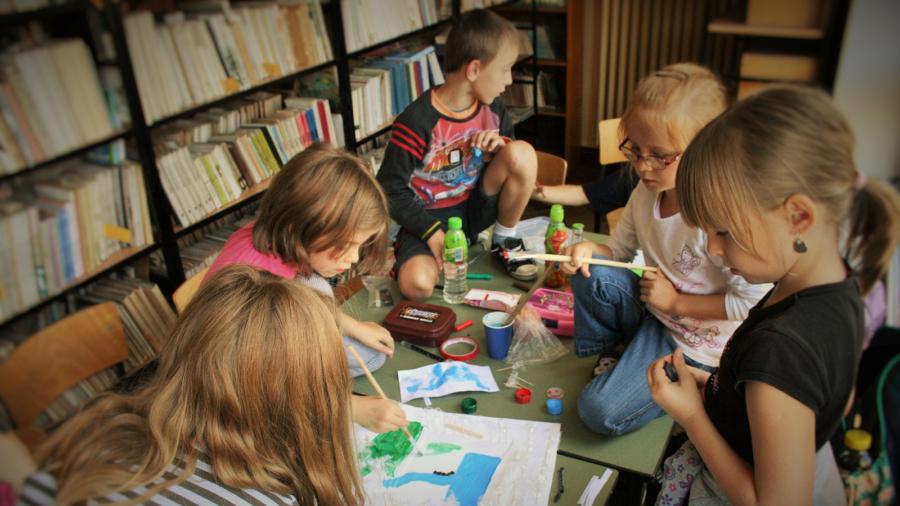 Partycypacja dzieci w projektowaniu placu zabaw