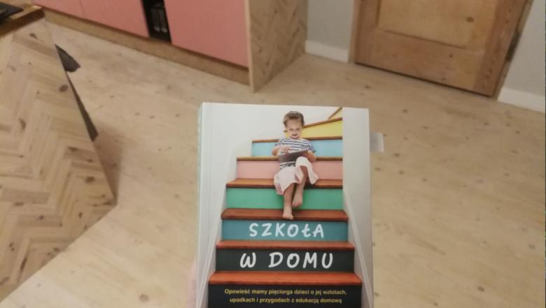 Książka Julie Bogart Szkoła w domu